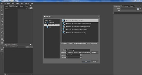 Simple Data Binding in XAML - User Ed - The blog of Ed Price ... | Windows8 Programming | Scoop.it