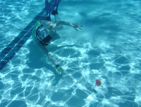 Hockey subaquatique: dans les profondeurs d'un sport atypique   Sports divers   Scoop.it