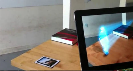 Kinect + iPad = Star Wars-Like 3D Augmented Reality Video - Gizmodo Australia | Augmented Reality & The Future of the Internet | Scoop.it