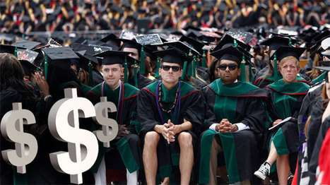 Changing the Student Debt Game | TRENDS IN HIGHER EDUCATION | Scoop.it