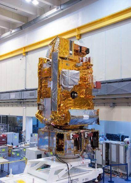Les satellites Metop-SG ne deviendront jamais des débris spatiaux | Débris spatiaux | Scoop.it