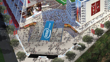 New 49ers Stadium Will Be Built With Intel Guts | Sports Facility Management.4307172 | Scoop.it