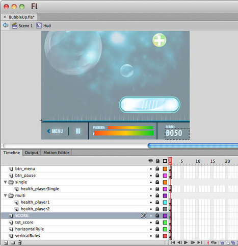 Creating iOS apps using Adobe Flash Professional CS6 | Adobe Inspire Magazine | Everything about Flash | Scoop.it