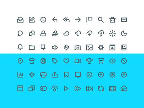 Free Download : Vicons – 60 Icons (PSD – AI) | Design Resources | Scoop.it