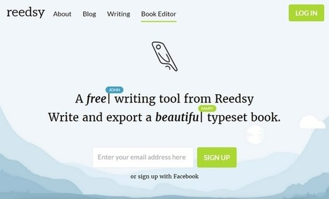 A Free Book Editor & Writing Tool from Reedsy | The World of Open | Scoop.it