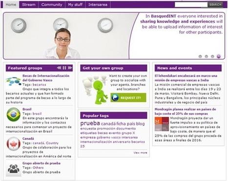 COMINTON, COMUNICACIÓN E INTERNACIONALIZACIÓN. » Redes Sociales españolas específicas para la Internacionalización | Noticias sobre Comercio Internacional | Scoop.it