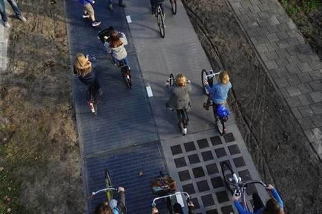 Dutch solar bicycle lane generating more power than expected | Ô bô velô ! | Scoop.it