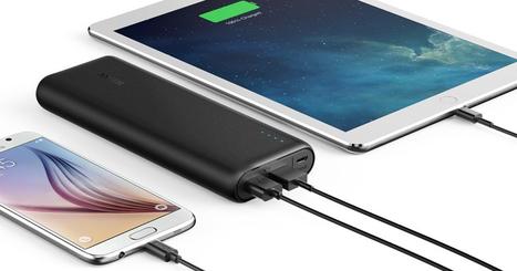 Mejores baterías externas para tus dispositivos Android o iOS | TECNOLOGÍA_aal66 | Scoop.it
