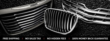 Customize Your Car or Truck with Aftermarket Custom Grilles | Car Parts | Scoop.it