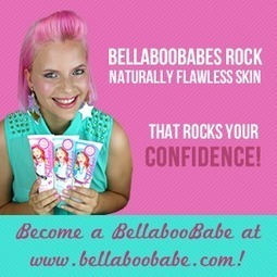 Bellaboo Natural Skin Care Products TEEN SELF-ESTEEM - The WTV | Cosmetics for teens | Scoop.it