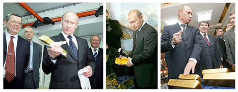 The Photo That Reveals Why US and EU Bankers Despise Russia's Putin So Much | Hidden financial system | Scoop.it