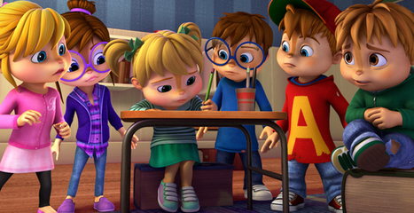 M6, Nickelodeon, Super RTL and Gloob TV commission Season 3 and 4 of 'ALVINNN!!! and the Chipmunks' - AnimationXpress | Los Angeles - London - Hong-Kong - Barcelona - Paris | Scoop.it