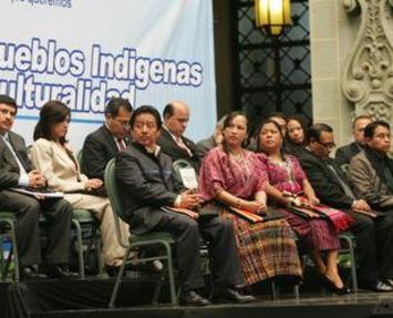 Gobierno instala Gabinete de Pueblos Indígenas e Interculturalidad | Siglo 21 (Guatemala) | Kiosque du monde : Amériques | Scoop.it