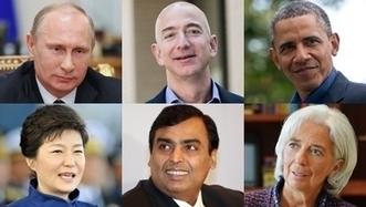 Ranking The World's Most Powerful People 2013 | Intervene | Scoop.it