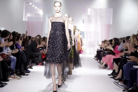 Looking Back at a Historic Paris Fashion Week | fashion jewelry | Scoop.it