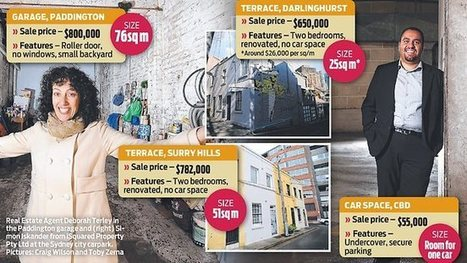 Paying huge Sydney prices for tiny places | SDEHS Geography | Scoop.it