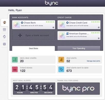 Bync passe du PFM aux promotions ciblées | Veille Marketing Banque | Scoop.it