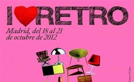 II Feria I Love Retro Madrid 2012 - The Retro Market | Muebles retro | Scoop.it