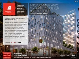 Buy wonderful furnished apartments of New Yor | Mercedes House | Scoop.it