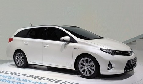 Report: Toyota finds profit in Europe thanks to hybrid sales | Alphatech5 Energy Blog | Renewable Energy News | Scoop.it
