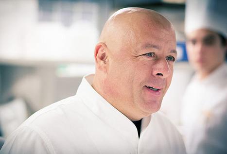 Thierry Marx, le cuisinier solidaire . | MILLESIMES 62 : blog de Sandrine et Stéphane SAVORGNAN | Scoop.it