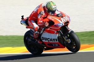 'Emotional' Hayden bids farewell to Ducati | | Ductalk Ducati News | Scoop.it