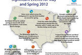 Warmest Spring on Record Hits Continental US | Wild Resiliency | Scoop.it