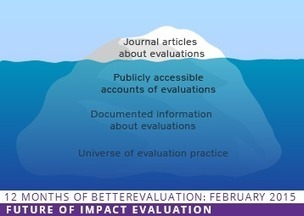 Developing a research agenda for impact evaluation | Evaluation Digest | Scoop.it