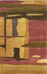 Rugsville Mondrian Multi Wool 10520 Rug - MODERN | Modern and Contemporary Rugs | Scoop.it