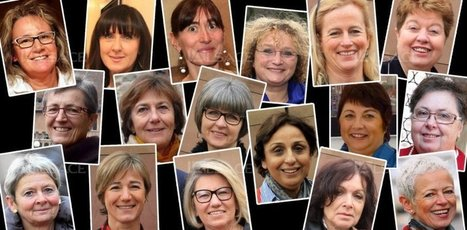 Autant de femmes que d'hommes : ça change tout | A Voice of Our Own | Scoop.it