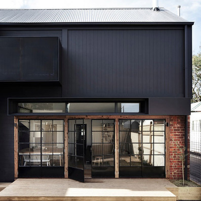 Whiting Architects adds utilitarian extension to Melbourne residence | Residential Architects | Scoop.it