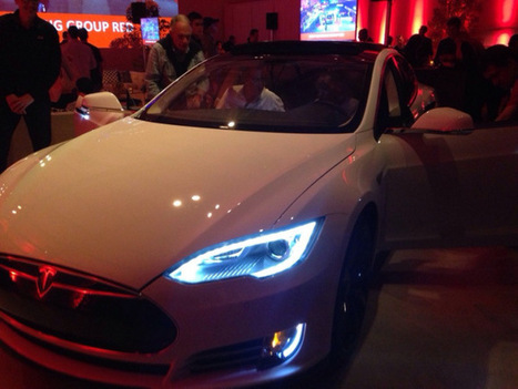 Watch This Tesla Drive Itself At The Press Of A Button | Tendencias tecnológicas | Scoop.it