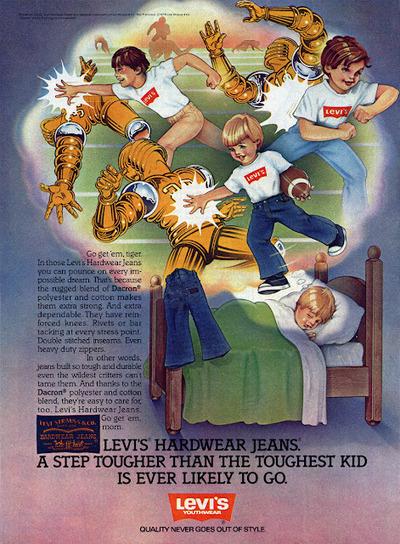 Neato Coolville: ROCK 'EM TACKLE 'EM ROBOTS | 1950's | Scoop.it