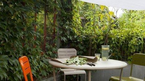 Un mur végétal… à l'extérieur | Decoration Mydesign | Scoop.it