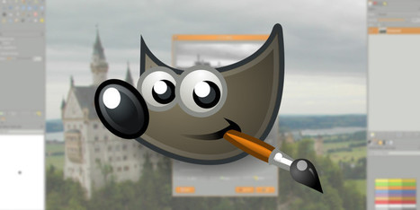 GIMP: A Quick Walkthrough Of Everyone's Favorite Open Source Image Editor ~ MakeUseOf | 21st Century Adult Education | Scoop.it