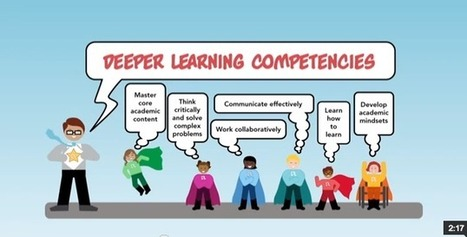 Video: Deeper Learning For Every Student Every Day - Getting Smart by Jessica Slusser - blended learning, Charter Schools, deeper learning, digital learning, dlmooc, edreform, EdTech, Online Learning | Curriculum Articles | Scoop.it