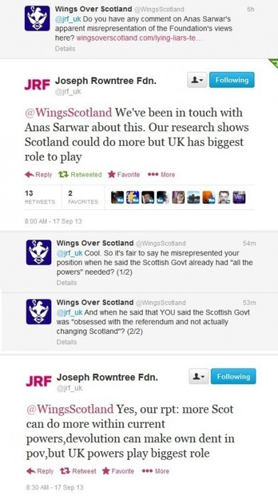 Anas Sarwar lie update | Unionist Shenanigans | Scoop.it