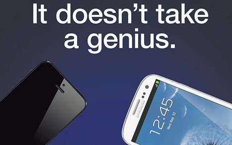 Samsung Takes Jab at iPhone 5 With Feisty Ad | NYL - News YOU Like | Scoop.it