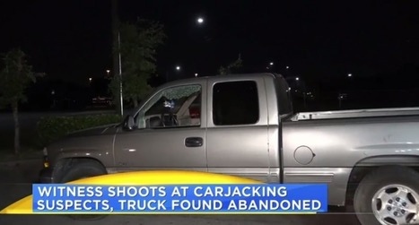 Texas 'good guy with a gun' shoots carjacking victim in head — then runs away   Law and more   Scoop.it
