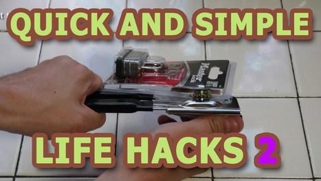 10 Quick & Simple Life Hacks (Volume 2) | The Bitcoin Blueprint | Scoop.it
