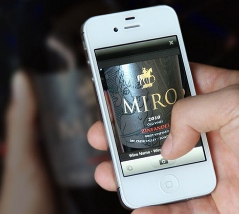 Powerful instant wine label recognition app released for oenophiles | Vitabella Wine Daily Gossip | Scoop.it