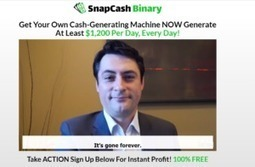 SnapCash Binary APP Review Is Austin Ford SnapCash Binary Software SCAM Or Real? | best-medical-surgical.blog | Scoop.it