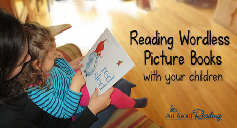 How to Read a Wordless Picture Book with your Children | Picture Book Illustration | Scoop.it