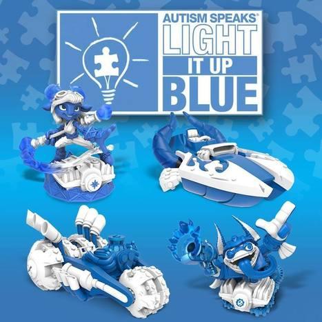 Why Skylanders Do Not Speak for Autism | Asperger et\ou (T)HQI | Scoop.it