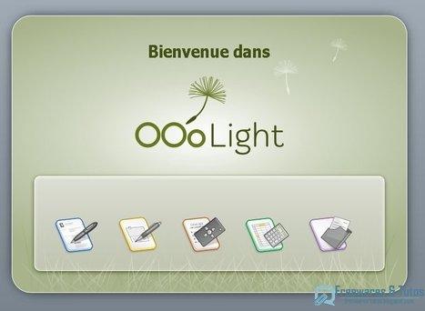 OOoLight : une suite bureautique allégée et basée sur OpenOffice | Alpha et Omega du Webdesign | Scoop.it