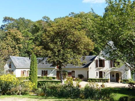 Chambres d'hôtes et gîte de charme à Saumur - Val de Loire - Domaine de Joreau | loire valley | Scoop.it