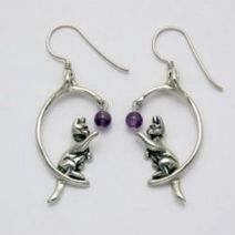 Cat Jewelry: Gorgeous Ornaments for Cat Lovers | Cats & Teapots | Scoop.it