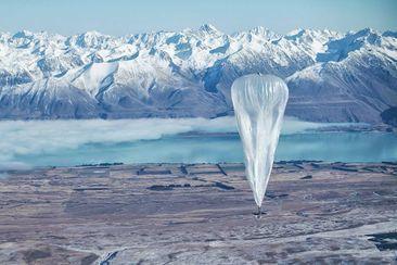 Ballon stratosphérique pour diffuser internet en terre reculée : Google collabore avec le Cnes pour son projet Loon | Design, industrie, architecture, innovation, etc. | Scoop.it