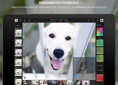 Polarr, uno de los mejores editores de imágenes gratis en línea, ahora en Android e iOS | Colaboración + economía. | Scoop.it