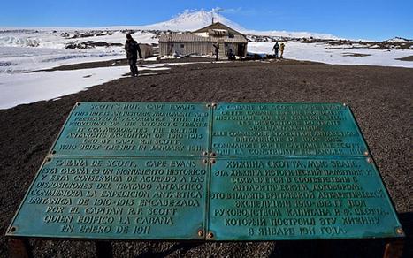 Royal Navy ice ship breaks 80-year Antarctica record | Antarctica | Scoop.it